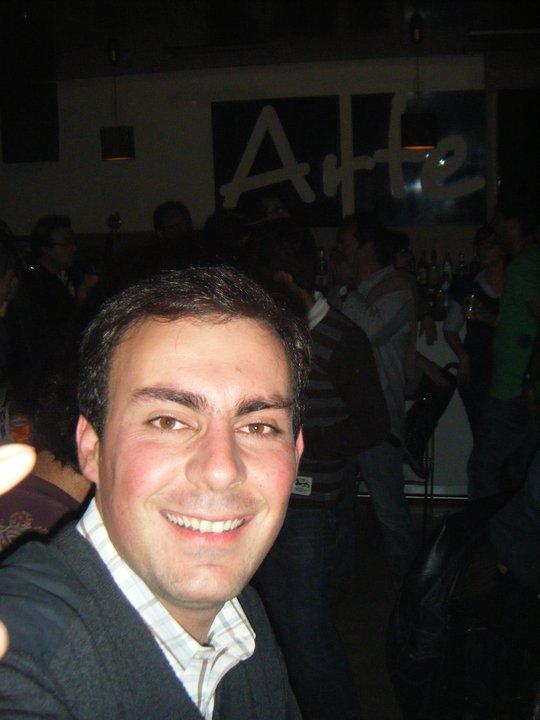 Joao Miguel Alcobio Curvacho