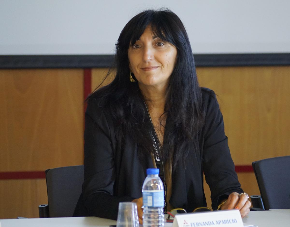 Maria Fernanda Pires Aparício